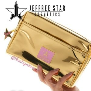 Jeffree Star Bags - 🔺BOGO 1/2 OFF🔺Jeffree Star Gold Reflective Bag